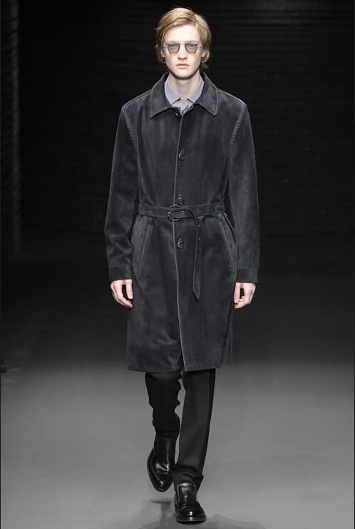 2017米兰男装周的六大流行元素