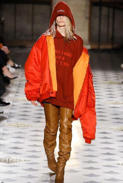 Vetements品牌化:展现另类时尚英雄