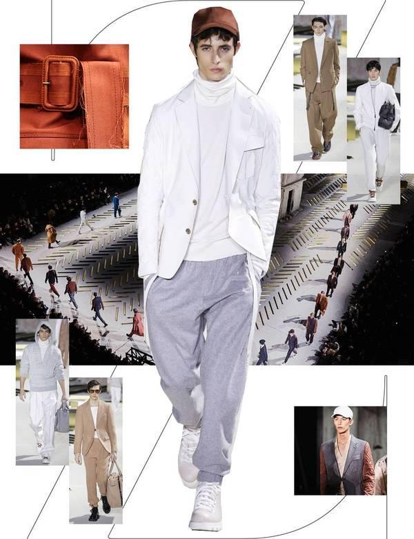 男装周魅力不减,新生代设计师登场