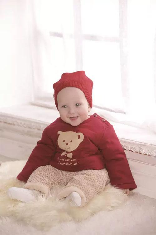"""金发拉比""""御寒神器""""呵护baby温暖过冬!"""