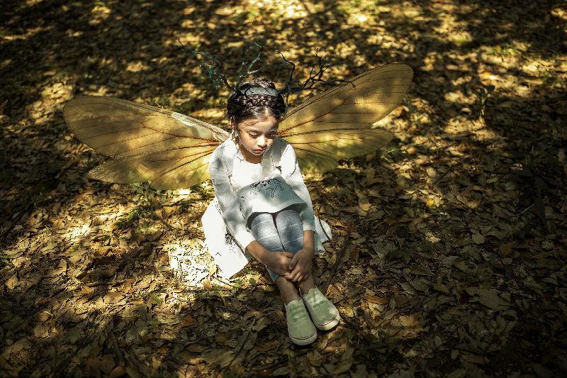 林芊国际童装品牌2017 SPRING:原创童装设计,带着复古和文艺的气息