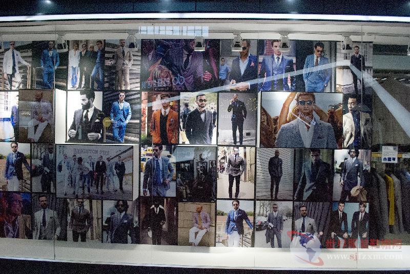 CHIC2017男装聚焦| 罗蒙强势亮相CHIC 西服王国体验贵族潇洒或精致雅痞