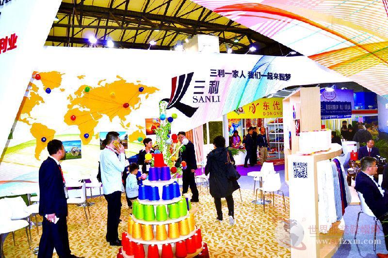 三利地毯现身2017上海DACF展  转型升级强化市场竞争力