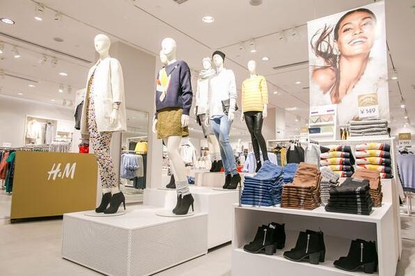 快时尚H&M 3月销售跌幅 股价创4年新低