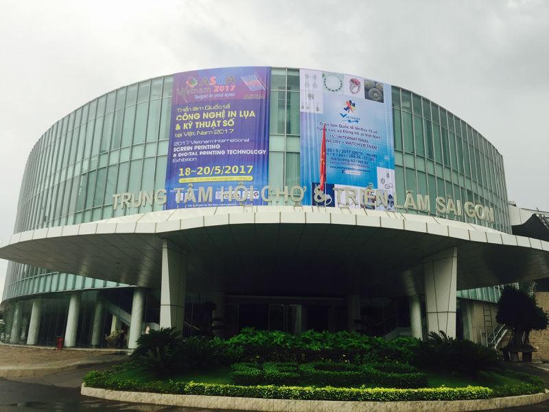 稳赢商机 您的目标就在这里——2017亚太(越南)网印展览会展前新闻发布会成功召开