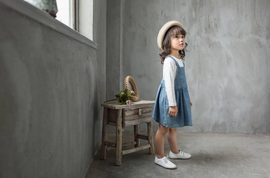 林芊美眉丨棉麻类童装怎么搭配?