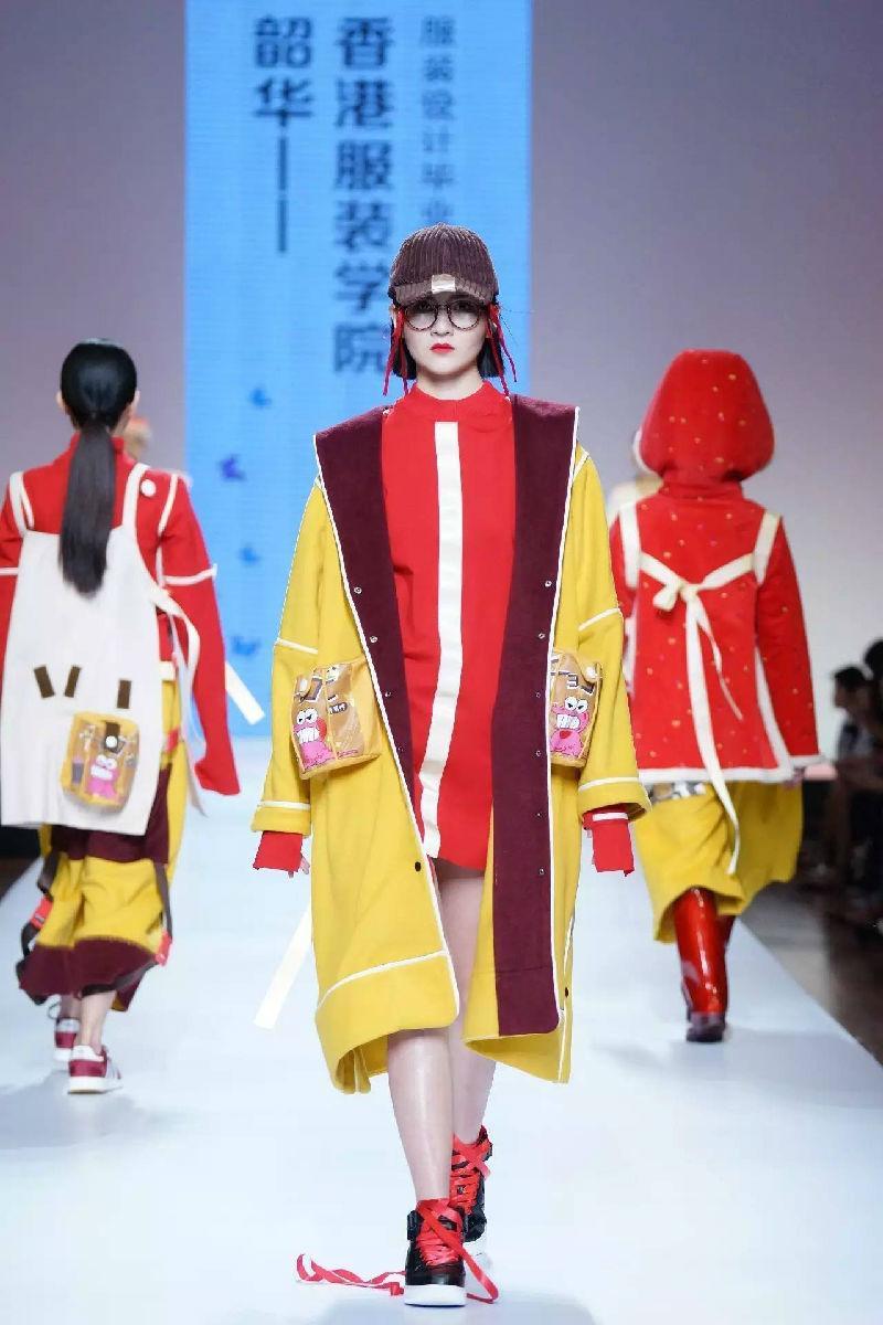 2017香港服装学院服装设计毕业作品美图秀