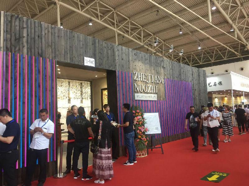 诺之助力2017北京国际皮草时装展顺利开幕