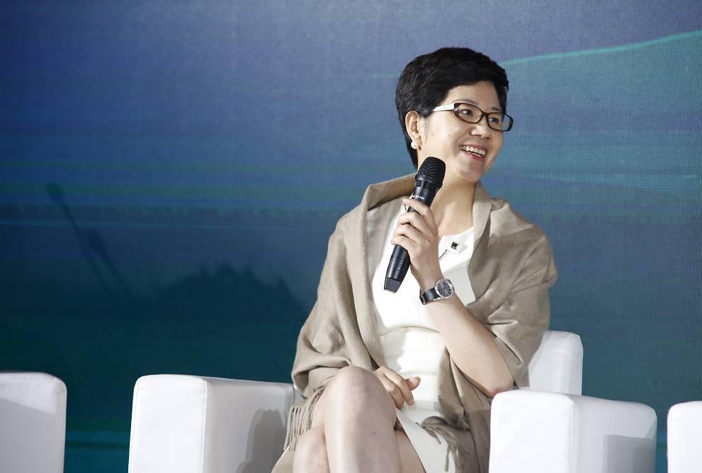 万事利集团屠红燕:中国企业要有文化自信和品牌底气