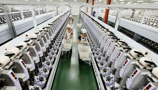 氨纶市场价格平稳 人棉纱市场价格呈下跌态势