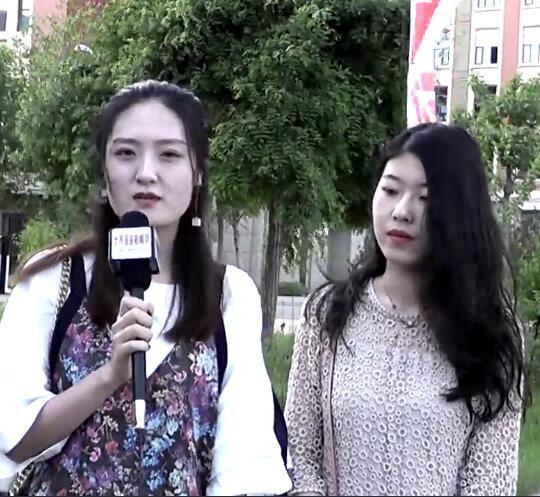 专访太原理工大学轻纺工程学院服装设计系学员