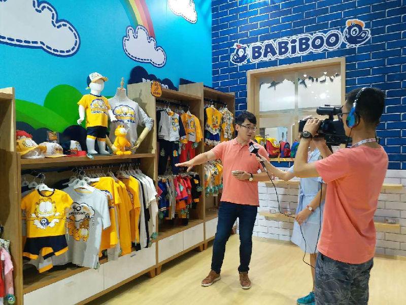 专访香港天宝婴儿用品有限公司总经理何承轩先生