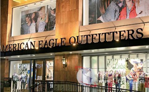 American Eagle决定全线退出英国市场
