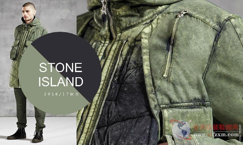淡马锡收购Stone Island 30%的股权
