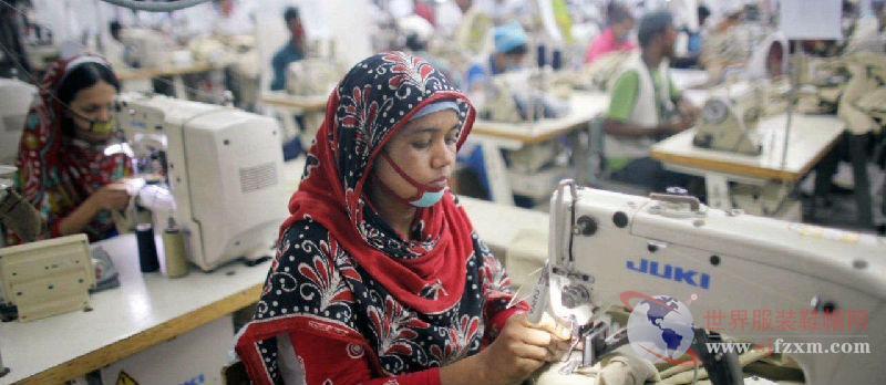 中国市场将成为孟加拉国第一大成衣出口市场