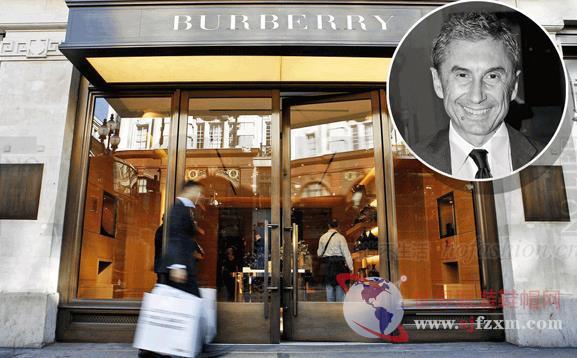 Burberry新CEO在谋全球考察计划? 关店潮要来?