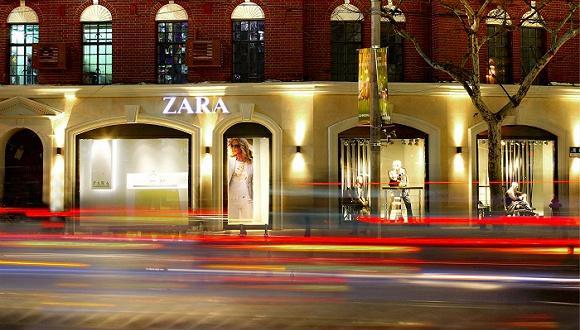 Zara在印度推出在线商店 得大量印度网友支持