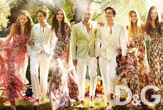 Dolce&Gabbana 年轻人向往的欧洲风格的流行标志