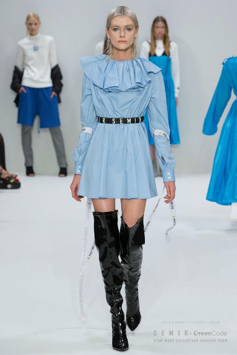 森马星球大战系列登陆伦敦时装周
