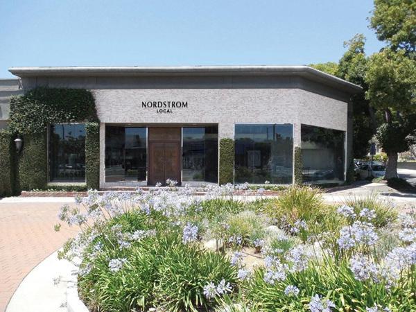 "Nordstrom计划开设""零库存""小型门店"