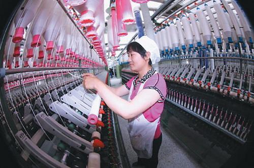"""纺织工业担当行业发展""""新动能"""""""