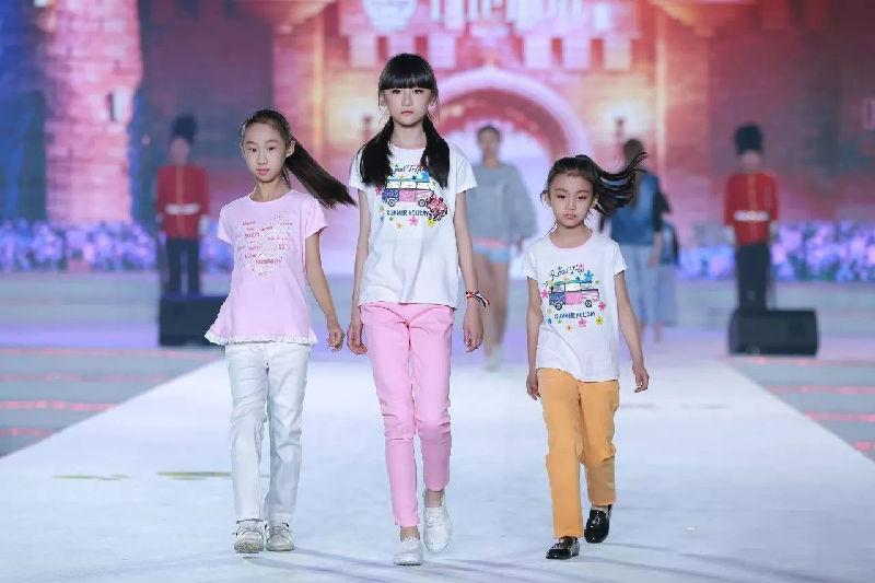 中国童装看即墨! 2017中国即墨童装节开幕