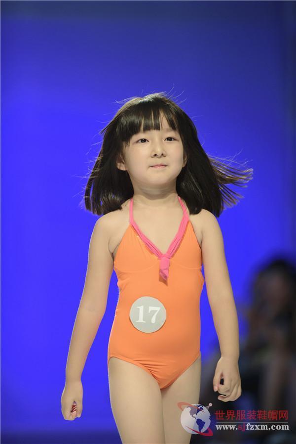 showekids2016中国首席少儿模特大赛西安赛区落幕
