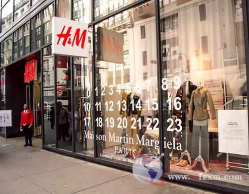 H&M在竞争激烈的中国快时尚市场掉队了