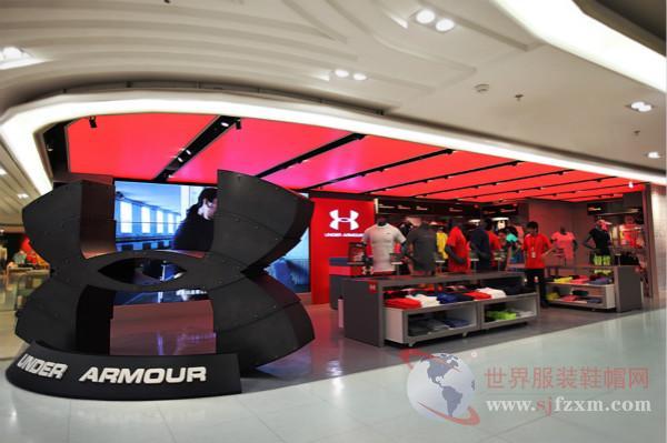 UA可能会成为曼城未来新的球衣赞助商