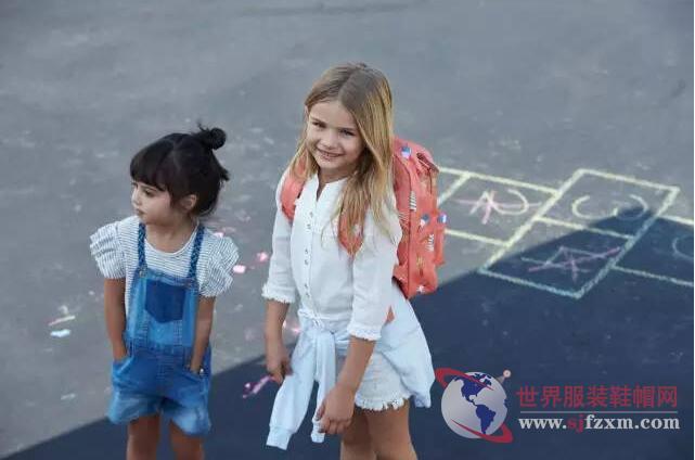 中国童装市场