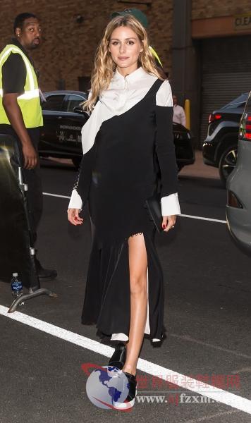 Olivia Palermo的造型几乎零出错 名媛风范美极了