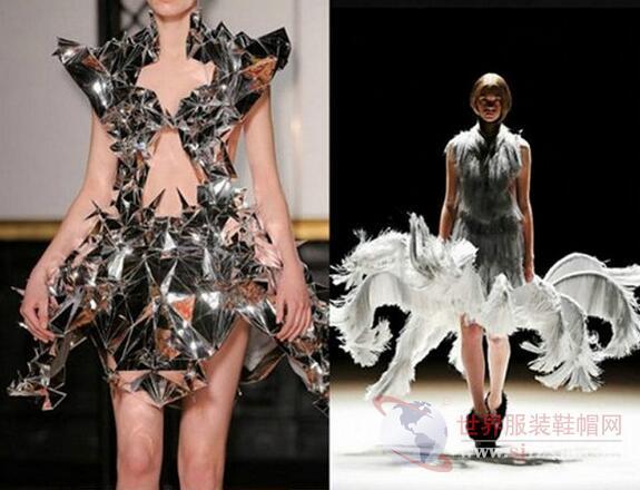 服装仿生法设计