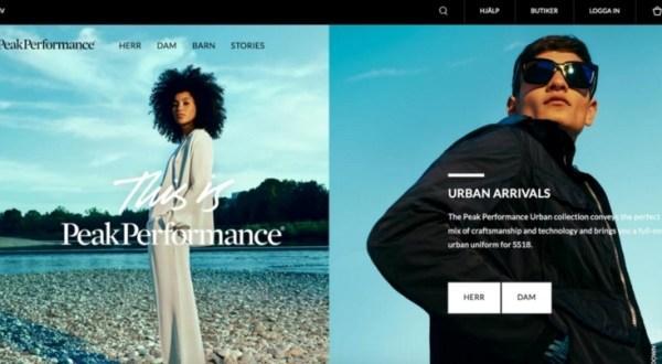 始祖鸟母公司收购北欧运动时尚品牌Peak Performance