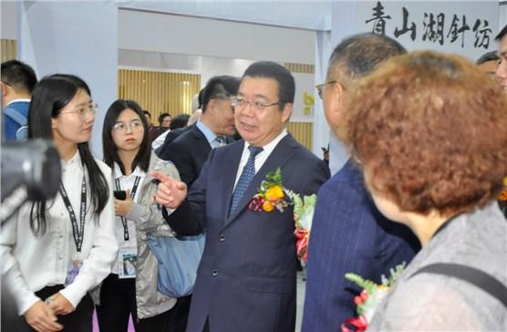 第24届中国(虎门)国际服装交易会暨2019虎门时装周会场预览