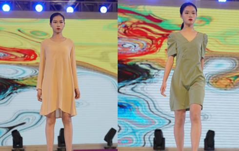 """环保与时尚如何交融共舞?""""绿色·科技·时尚""""新材料品牌发布会"""