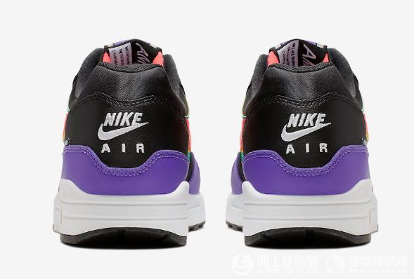 90S Windbreaker Jacket Color Matching! Nike Air Max 1
