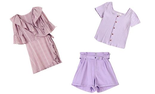 这个夏天,香芋紫必须拥有姓名!