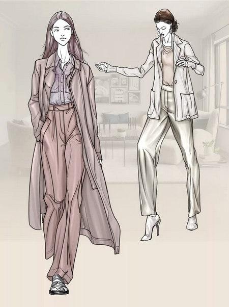 流行趋势 2020春夏女装流行面料(图2)