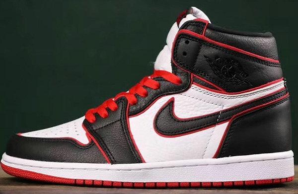 revendeur d8338 e20fc Air Jordan 1 Chaussures, Couleur Rouge, Noir Et Blanc ...