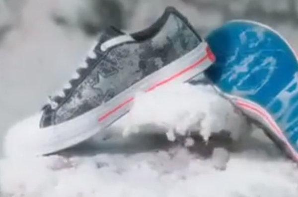 匡威 x Yung Lean 2019 全新联名 One Star 鞋款即将来袭