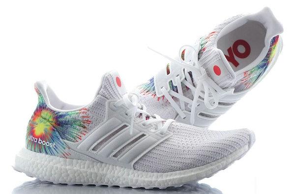 Adidas Ultraboost 4 Shoes