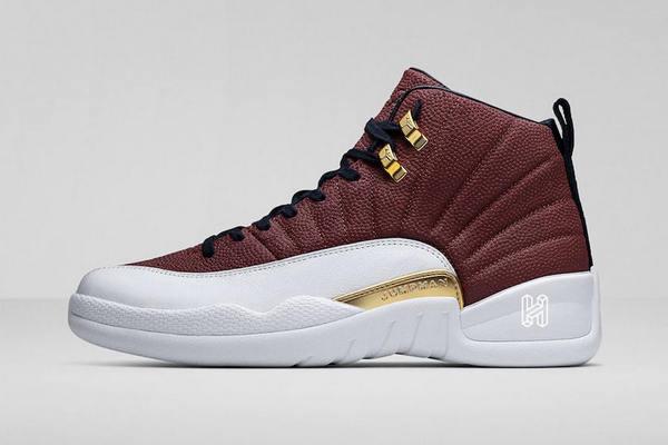 Air Jordan 12 鞋款全新 NFL 運動員專屬配色曝光,趣味爆棚