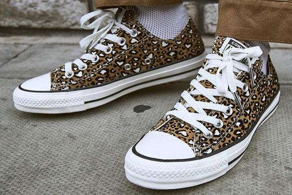 Star Exclusive Leopard Shoe Series