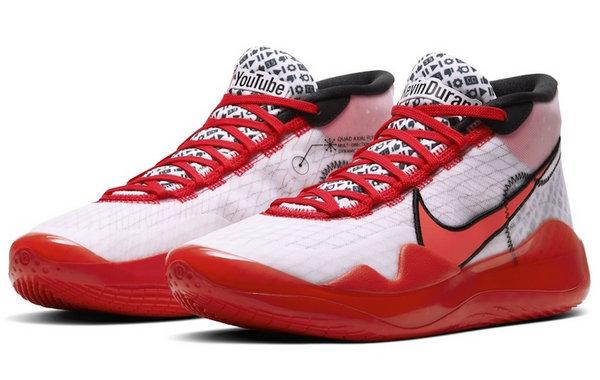 """Nike KD 12 鞋款全新""""YouTube""""配色即將上架,良心設計"""