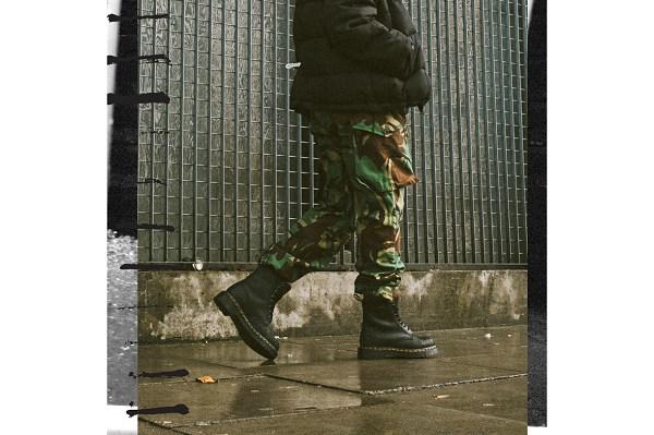 Waterproof Version Of 1460 WP Shoes