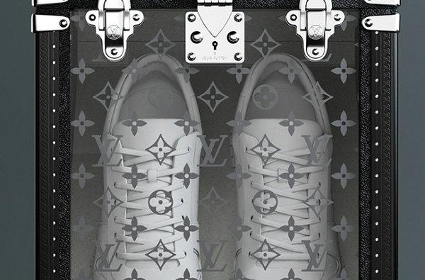 louis vuitton shoe case