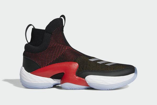 Adidas No Shoelaces Basketball Shoes