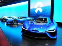 蔚來汽車三季度銷量增長35%超預期 股價一天飆漲逾五成