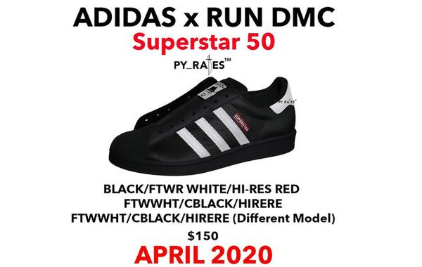 adidas superstar run dmc for sale
