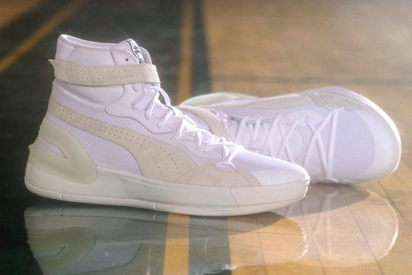 PUMA Classic Basketball Shoes Sky LX